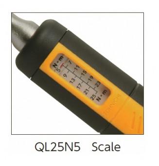 QL Adjustable Torque Wrench (range up to 280Nm)
